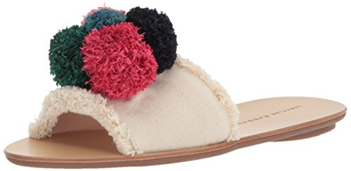 Uniti M Donne Randall Piatto tela Naturale Delle Stati Sandalo Pom Gabi Loeffler Multi OqPFAxw6x