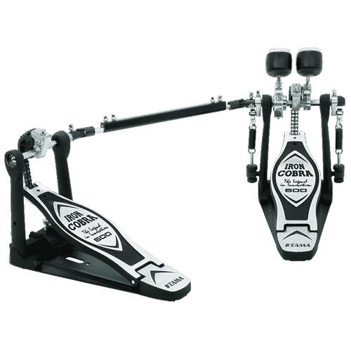 Tama HP600DTW Iron Cobra 600 Double Pedal by Tama