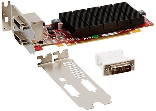 VisionTek Radeon 5450 SFF 512MB DDR3 3M (2x DVI-I, miniDP) - 900529 Agp Pci Slots