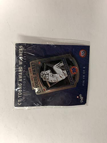 - Clayton Kershaw Los Angeles Dodgers Cy Young Award Winners Collector Pin Series #8 of 8