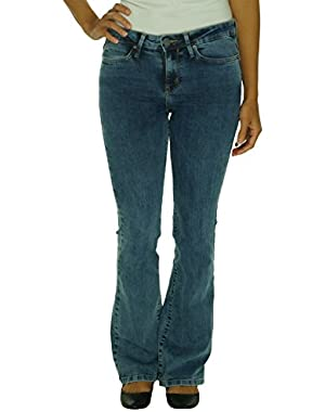 Calvin Klein Women's Flare Bootcut Jeans