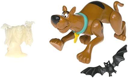 Bendable Action Figure Pose Cartoon Network Toy For Kids Collectible Scooby-Doo