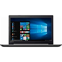 2017 Lenovo 320 15.6 Inch Flagship High Performance Laptop (AMD A12 up to 3.6 GHz, 8GB RAM, 128GB SSD, AMD Radeon R7, WiFi, Bluetooth, Webcam, HDMI, USB-C, DVD-RW, Windows 10 Home) Silver