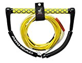 AIRHEAD Wakeboard Rope, Tangle Free, Electric Yellow