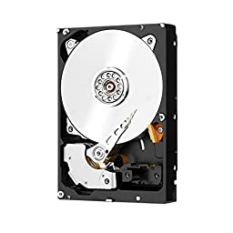 WD Red Pro 3TB NAS Hard Disk Drive - 7200 RPM SATA 6 Gb/s 64MB Cache 3.5 Inch - WD3001FFSX