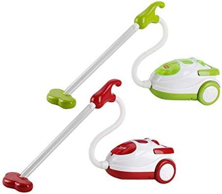 全2個 キッズ ロールプレイ玩具 家電 掃除機 おままごと玩具
