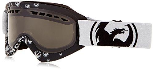 Dragon Alliance DXS Ski Goggles, Grey Icon/Smoke/Black