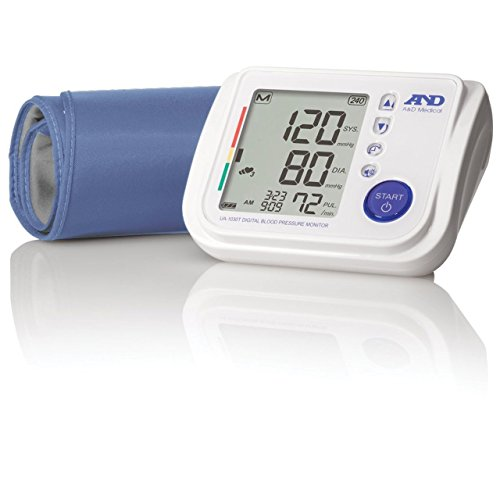 Talking Blood Pressure Monitor - 3 Languages by LifeSource