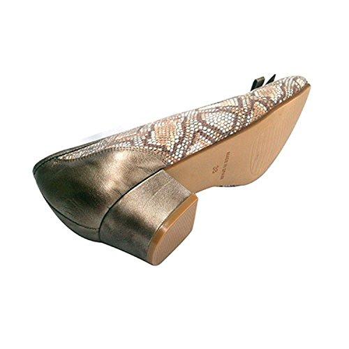 Tipo Zapato manoletina Plantillas extra Mujer SSxzwr5