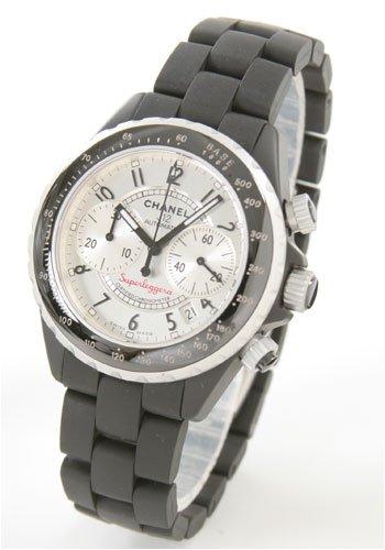 Chanel H2039 - Reloj, correa de goma