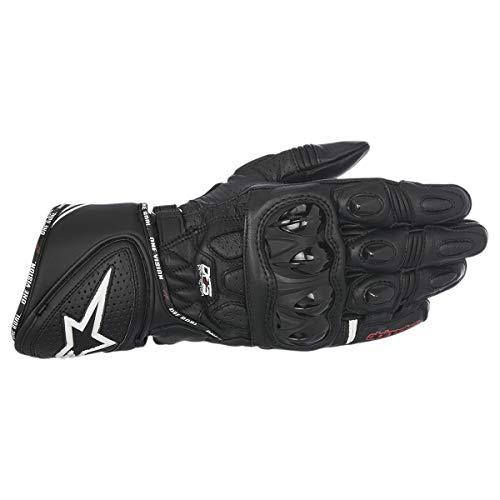 - Alpinestars Men's GP Plus R Leather Glove (Black, Large)