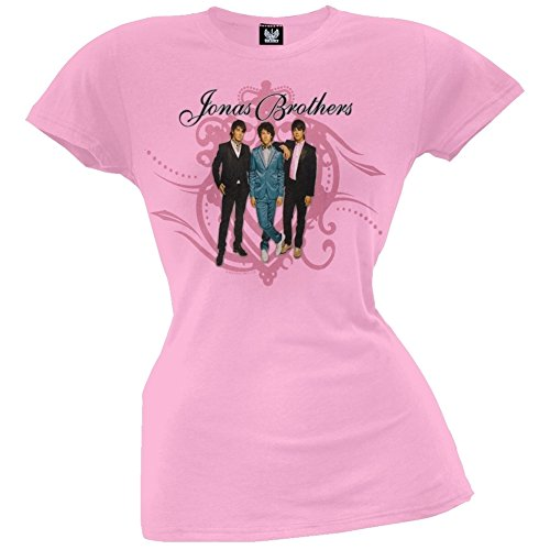 Jonas Brothers - Crest Swirl Girls Youth - Jonas Hoodie Brothers