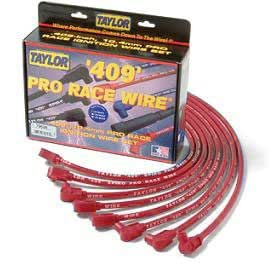 Taylor Cable Spark Plug Wires for 2000 - 2001 Chevy Suburban