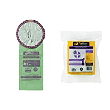 ProTeam Intercept Micro Filter Bag, Open Collar: 6 qt