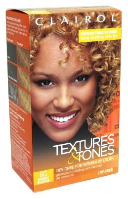 Clairol Text & Tone Kit #6G Honey Blonde (2 Pack)