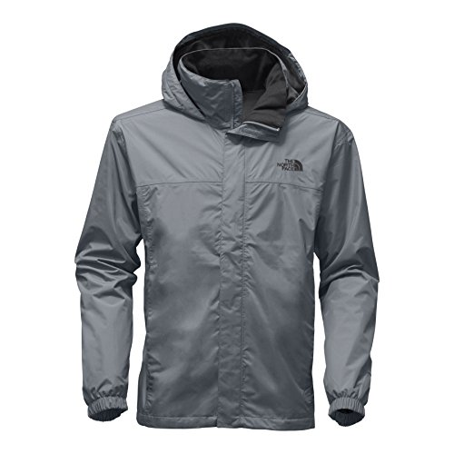 The North Face Mens Resolve 2 Jacket - Mid Grey/Mid Grey - L