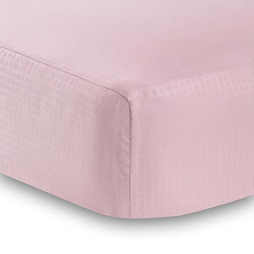 BreathableBaby | Deluxe Microfiber Fitted Crib Sheet | Made