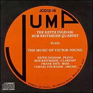 CD : Keith Ingham - Play Music Of Victor Young (CD)