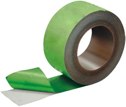 Flex Tape 60 mm 300 M | profesional Pack | cinta adhesiva verde 000167 – Aislamiento: Amazon.es: Bricolaje y herramientas