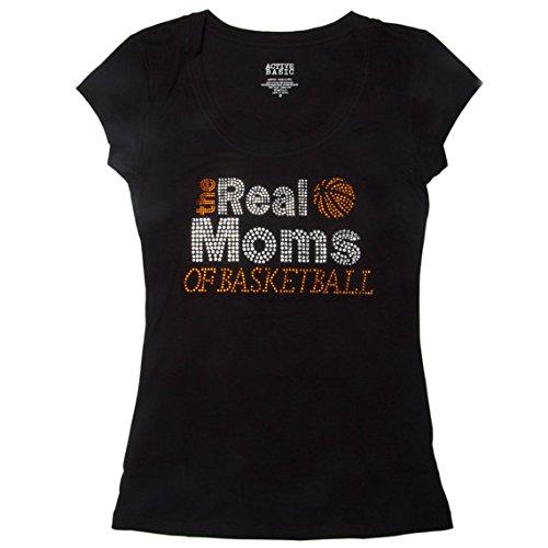 e3dcee8ad20 Basketball Mom Shirts - Sports Shirts - Basketball Shirts - The Real Moms  of Basketball Shirt