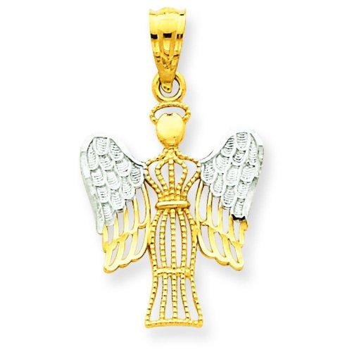Gold Angel Italian Charm - 5