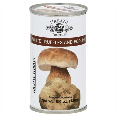 Urbani Truffles White Truffles and Porcini Sauce, 180 Gram -- 12 per case. by Urbani Truffles