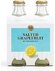 StrangeLove Salted White Grapefruit, Pack of 4 x 180ml