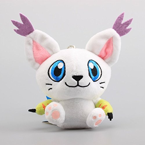 Digimon-Digital-Monster-Adventure-Tailmon-45-Inch-Toddler-Stuffed-Plush-Kids-Toys