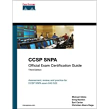CCSP SNPA Official Exam Certification Guide (3rd Edition)