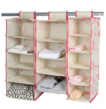 Cool-cane Drawer Dividers Closet Organizers Bra Underwear Storage Boxes Clothes Hanging Bags (pink  sc 1 st  Amazon UK & Cool-cane Drawer Dividers Closet Organizers Bra Underwear Storage ...