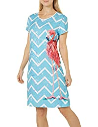 Womens Tall Drink of Water Shift Dress