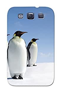 Defender Case With Nice Appearance (penguins) For Galaxy S3 wangjiang maoyi