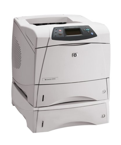 HP LaserJet 4300TN Printer (Refurbished)
