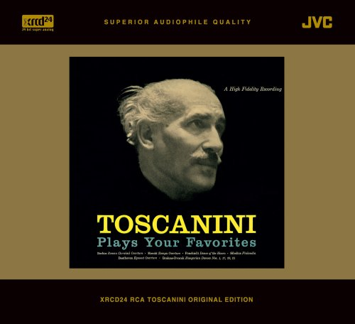 Toscanini Plays Your Favorites (Xrcd)(24 ()