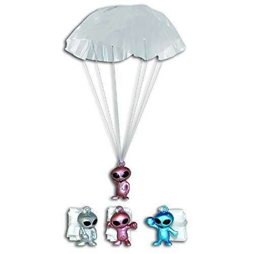 Kipp Brothers Alien Parachutists (Bag of 72) by Kipp Brothers (Image #1)