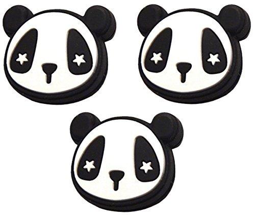 3 Panda Emoji Tennis Vibration Dampener Pro H102ax3