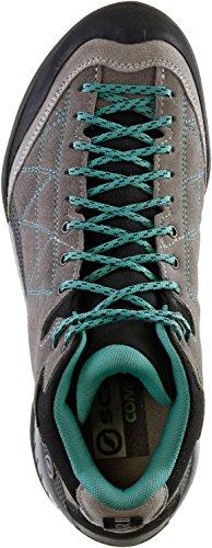 Senderismo gris azul SCARPA Pro Caballero Zapato Zen de IxTACwfq