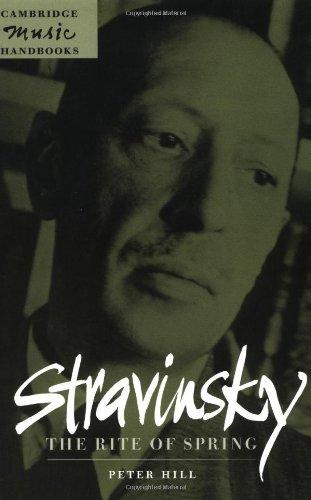 Download Stravinsky: The Rite of Spring (Cambridge Music Handbooks) PDF