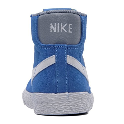 Nike Blazer Mid Vintage Blue Youths Trainers