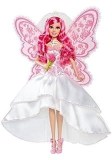 barbie a fairy secret exclusive bride doll