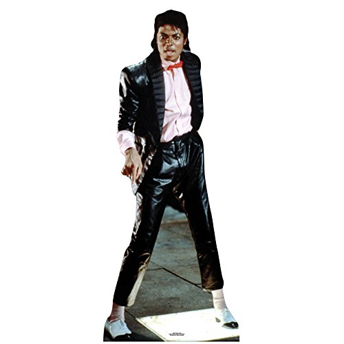 Star Cutouts Cut Out of Micheal Jackson