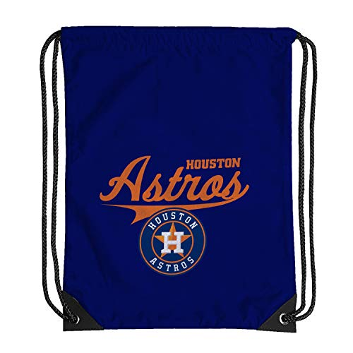 Bag Houston Astros - Northwest 1MLB0C3410013RTL Houston Astros Spirit Backsack, Navy, One Size