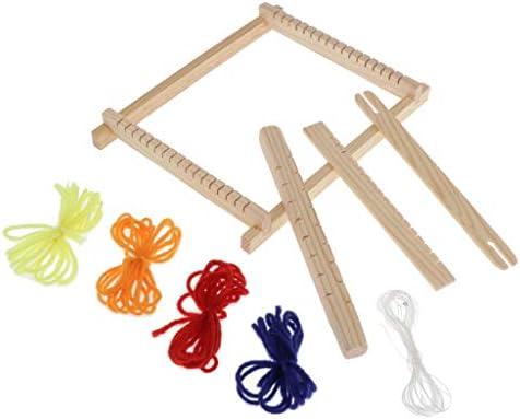 dailymall 子供の大人のための織機キットクリエイティブDIY織機のおもちゃ