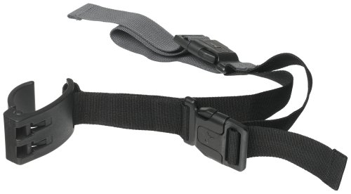 Attachment Strap (Travelon Multi-Bag Stacker, Black, One Size)