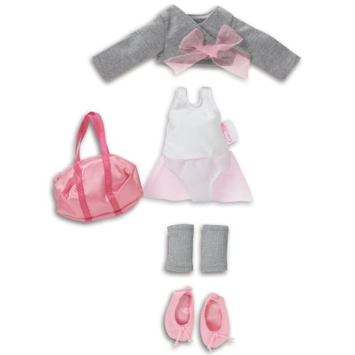 Corolle Les Cheries Ballerina Fashion Set