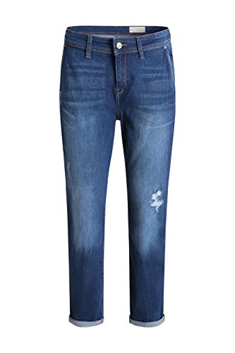ESPRIT 106ee1b032, Jeans Mujer Azul (Blue Medium Wash)