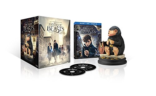 Fantastic Beasts And Where To Find Them (2016) (Ray Lewis Figurine)