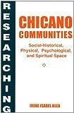 Researching Chicano Communities, Irene I. Blea, 0275952193