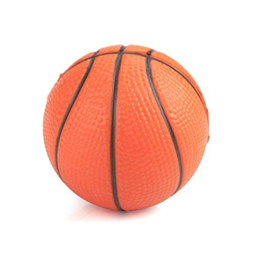 GOGO 12 Pieces Basketball Stress Relief Balls, Squeeze Balls Hand Grips