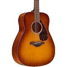 Yamaha FG800 Standard Acoustic Guitar (Sand Burst)